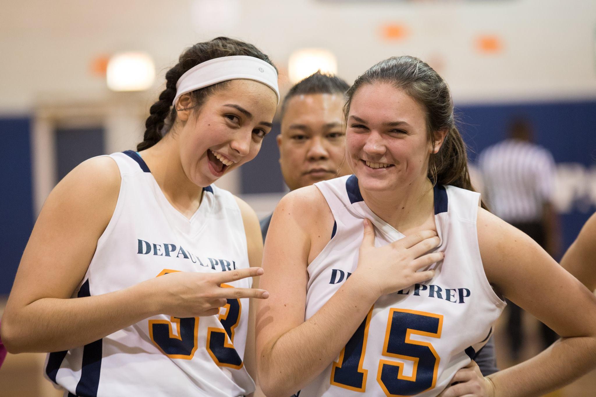 Girls Basketball - DePaul College Prep
